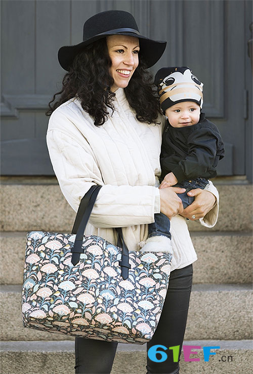 Elodie Details的婴儿车装备系列 让孩子出行更加舒适