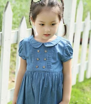 的纯童装品牌 轻松加盟赢得成功人生