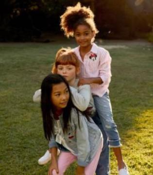 Abercrombie Kids女童系列 小一号的A&F了解一下