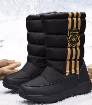 乖乖狗品牌童鞋  冬季雪地靴这样选
