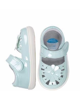 清新甜美学步鞋 让萌娃走哪都亮眼吸睛