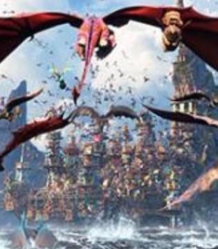 史诗级动画终章《驯龙高手3》将于3月1日在国内上映