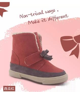 新年就要新花样 时尚短靴穿出街 !