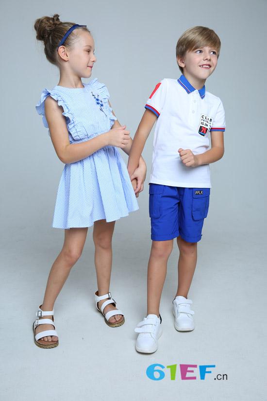 源自法国童装品牌泡泡噜 实力不容小觑
