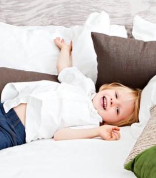家长们五种不当的育儿习惯 引起孩子睡眠质量差