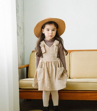 JJ PARK全新女童系列 仙女本仙的穿搭神器不容错过
