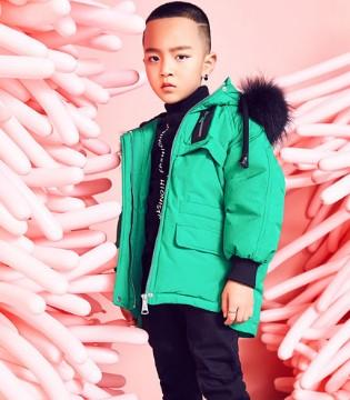香港流感肆虐 小资范BXZF品牌温馨提示及时给孩子添衣
