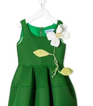 意大利童装品牌MI MI SOL复古奢华单品了解一下