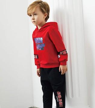 穿着杰米熊品牌新品的你超好看 男生在外要保护好自己