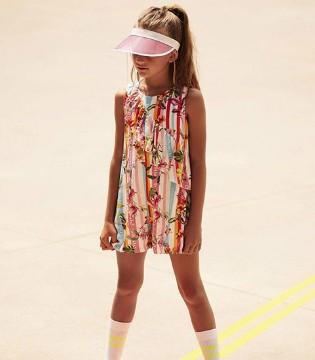 意大利时装品牌PINKO旗下童装品牌PINKO UP新品释出