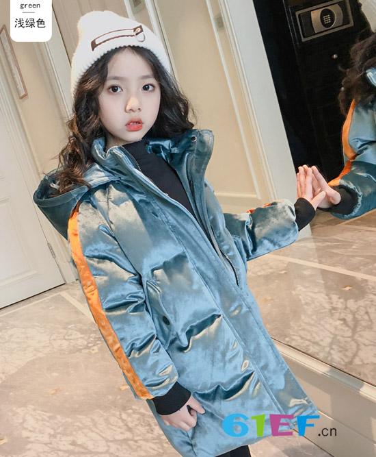给的纯童装品牌一个被你了解的机会 成就成功人生