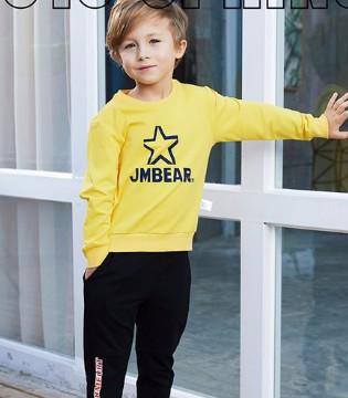 杰米熊教你 如何挑选儿童卫衣 穿出自我