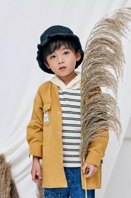 DIZAI 童装 ||跟《源・本》秋冬新品发布会来一场邂后
