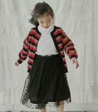 春季出行穿搭 小嗨皮带你做个小公举