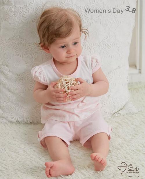 卓儿婴幼服饰 祝你 女神们节日快乐!