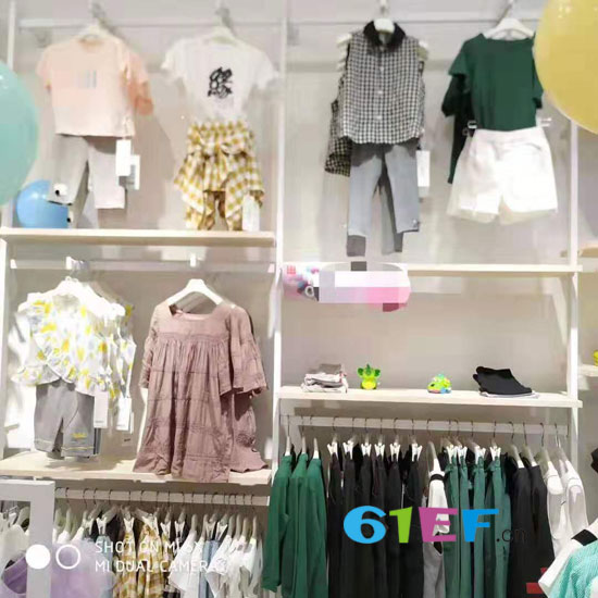 童话印记童装品牌番禺洛溪店于今日隆重开业啦