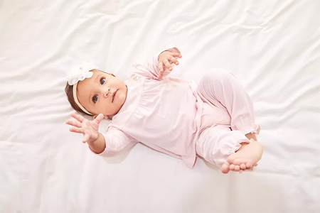 久岁伴婴童系列 | 给宝宝的爱是自然 健康与舒适