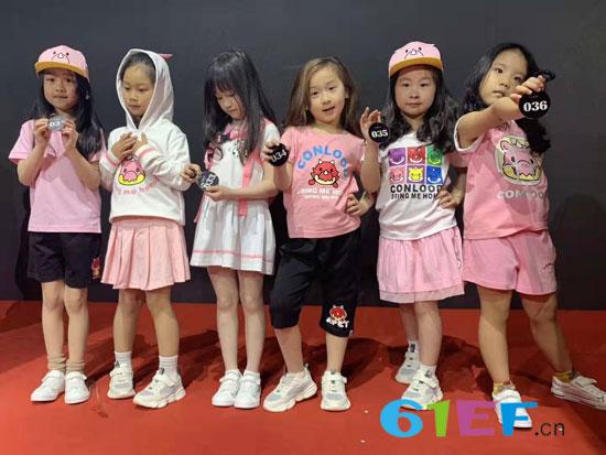 龙宝部落童装品牌将亮相上海CHIC展会
