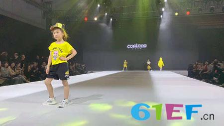 CHIC上海时装展  CONLOOD龙宝部落正时尚