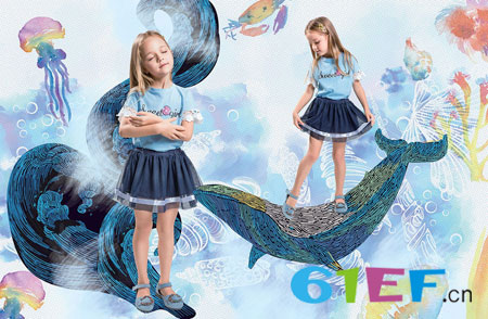 CHIC2019春季上海时装展 展现水孩儿时尚魅力