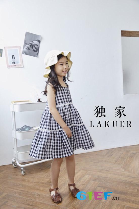 选择拉酷儿童装品牌 让创业事半功倍