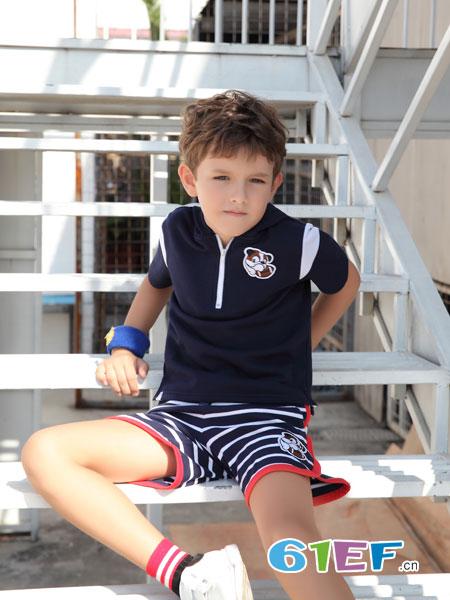 酷夏将至 您的孩子需要一套清凉的衣服