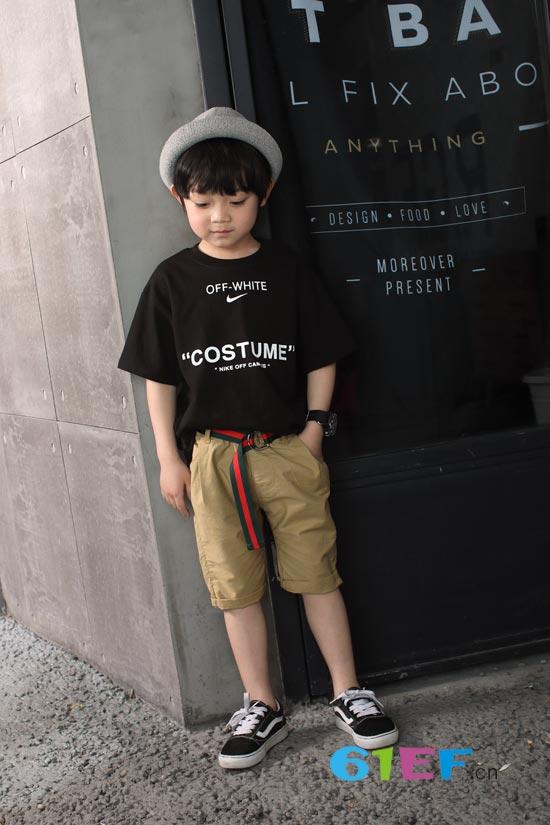 加菲A梦童装品牌 值得你信赖的加盟好品牌