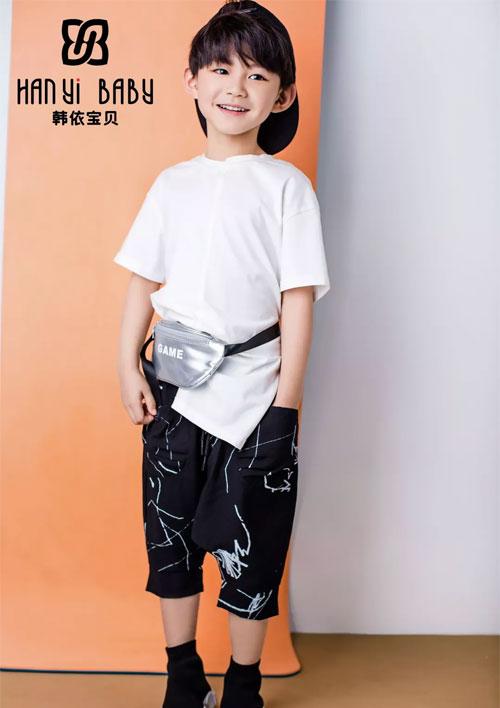 韩依宝贝教你辣妈必修课――童装如何搭配才讨巧