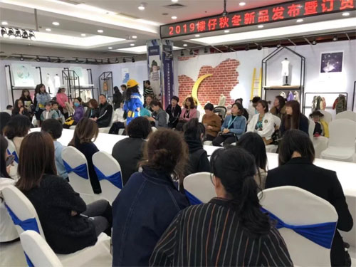 DIZAI 童装   2019年秋冬订货会深圳站精彩回顾!