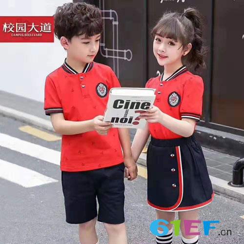 校园大道引领中国校服文化变革 推动校园文化价值