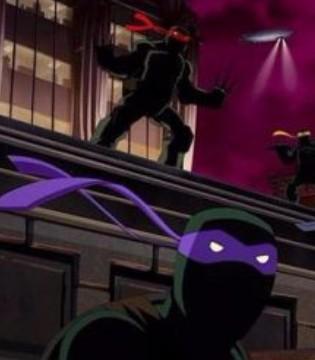 动画片《蝙蝠侠大战忍者神龟》发布首支预告片