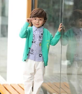 时尚而不失童趣 让孩子拥有快乐童年