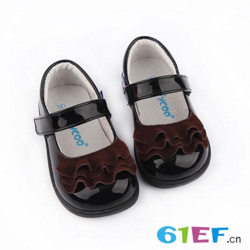芙瑞可春季必buy小皮鞋 尽显宝贝的公主范