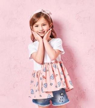 女童夏季时尚单品 打造休闲活力范