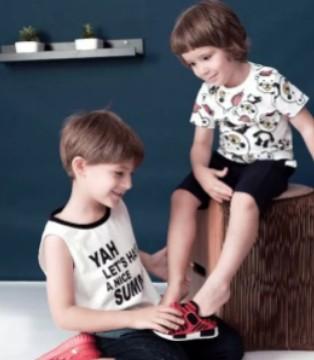 1001夜英山店童装品牌盛大开业了!