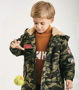 加盟可趣可奇童装品牌 成功就在你身边