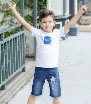 小神童2019年夏季新款童装 不能让潮范这样错过