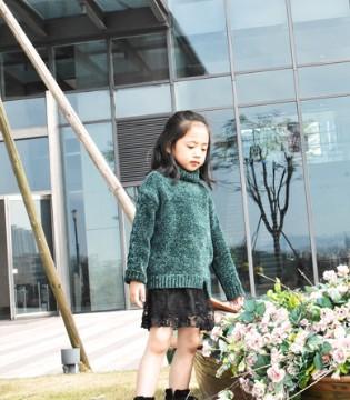 可米芽品牌童装 带给孩子一个快乐的童年