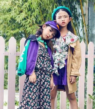 要想创业更轻松 选择小资范童装品牌