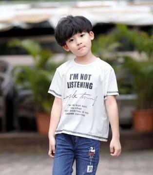 班吉鹿童装品牌第六年再次选择品牌童装网 可喜可贺!