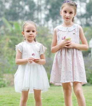 小神童童装教你 如何实现孩子们的公主梦