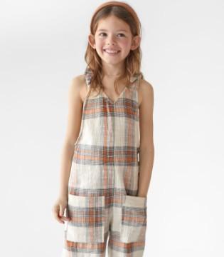 这个夏天 Zara童装带来了简约清凉风格