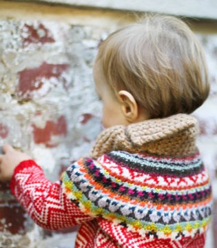 一款美丽优雅的针织品 Sophie Ochera Knitwear