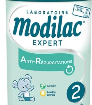 法国知名的婴儿奶粉品牌 Modilac奶粉