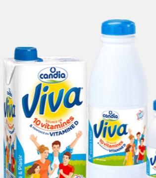 Candia 法国优质牛奶 孩子成长必备
