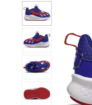 New Balance儿童鞋 有着不一样的优点