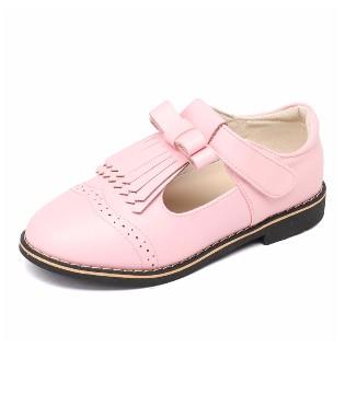 红蜻蜓女童时尚小皮鞋  舒适又时髦!
