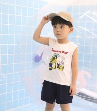 一个传递时尚与美的童装品牌 维尼叮当