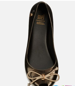 不是源自欧美 但却一样大咖的Melissa童鞋