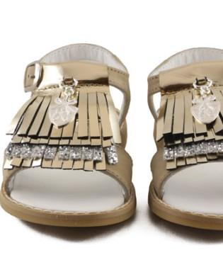 意大利奢华儿童品牌Gusella 穿好鞋当然得选它